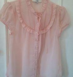 "blusa rosa ""romantic"" -"