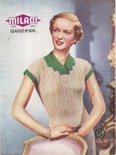 Cap sleeve sweater