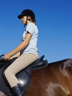 Exercises to Strengthen Your Legs While Riding a Horse | Two point,  extended posting,  no stirrups, standing in stirrups