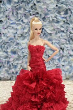 dress for Fashion royalty , nuface, poppy parker  by t.d.fashion 7/5/6 #tdfasiondoll