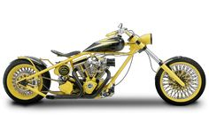 The Orange County Choppers #LIVESTRONG motorcycle, now on display at our HQ in Austin, TX