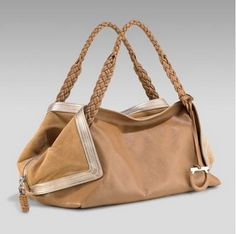 Salvatore Ferragamo 'Origami Kid Air Satchel', Handbag of the Day