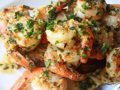 SHARING IS CARING!0001.5k0This Garlic Shrimp is bursting with flavor and the delicious fragrance of garlic. There's a surprising ingredient in Chef John's recipe that will keep your guests trying to figure out what it is. Try it for yourself and you'll be adding this as one of your most requested dinners. On the next page …