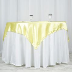 x Satin Table Overlay - Silver Chair Covers, Table Covers, Silver Wedding Decorations, Mothers Day Decor, Table Overlays, Chair Sashes, Floral Tablecloth, Table Linens, Event Decor