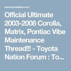 Toyota corolla coolant change radiator drain refill guide 001 2006 toyota nation forum toyota car and truck forums fandeluxe Image collections