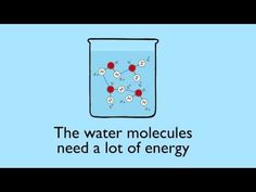 Properties of water | Chemistry for All | The Fuse School - YouTube