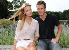 The Czech model began dating the world number nine in the autumn of 2012 and they announced their engagement during the 2014 Australian Open