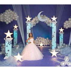 Beautiful Sweet Sixteen themes for Winter