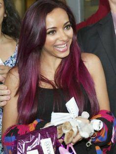 Little Mix Jade. Love her hair!