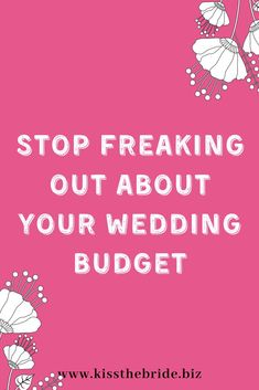 Get the best wedding tips and wedding budget advice so you can get control over the cost of your wedding #weddingbudgetadvice Wedding To Do List, Wedding Planning On A Budget, Wedding Costs, Budget Wedding, Wedding Tips, Plum Wedding, Free Wedding, Spring Wedding Colors, Budgeting