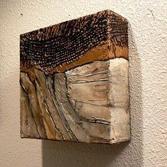 CAROL NELSON FINE ART BLOG: July 2008  Liking the chunky texture feel