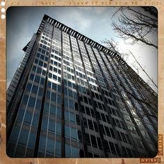 The Electra, Vancouver BC. Vancouver Architecture, Architecture Design, Skyscraper, Multi Story Building, Spaces, Architecture Layout, Skyscrapers, Architecture