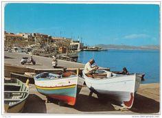 Italia - Italy, ALGHERO (Sardegna), Il Porto, used Postcard [19129]
