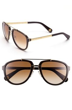 7c849f8a253 MARC JACOBS 56mm Aviator Sunglasses Eyewear Shop