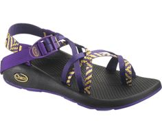 Chacos ZX/2 Yampa Campus Sandal in Purple/Gold $105.00