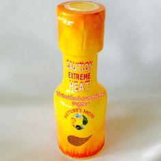 Trinidad Scorpion Chili Pepper Powder 1/2 OZ Bottle