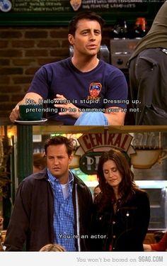 Gotta love Joey!
