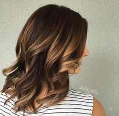 Shade of bronze by Sadie Gray Hairstylist