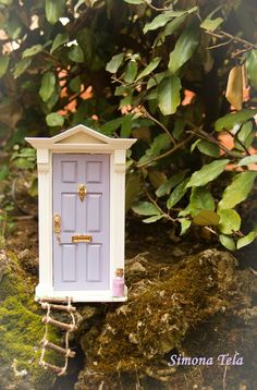 #fairydoor #portadellefate #wood #handmade
