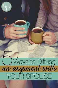 These helpful tips can give us the self-control we need to diffuse arguments before they even begin. :: fulfillingyourvows.com