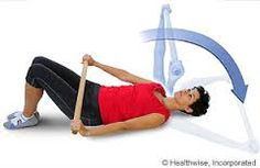 Shoulder Arthritis Exercises