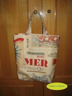 Reusable Tote Bags, Sachets, Manualidades