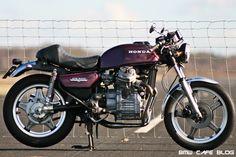 CX500 Cafe racer