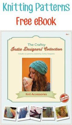 FREE Knitting Patterns e Book!