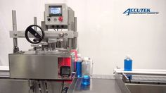 Accutek Packaging is a leading packaging machinery manufacture in the U.S. The company takes in pride for offering complete turnkey packaging solutions, including filling machines, capping machines, labelling machines or complete packaging systems.