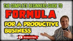 Formula For Productivity - Your Business Plan Taking Pictures, Business Planning, Productivity, How To Plan, My Love, Youtube, Shop Plans, Youtubers, Youtube Movies