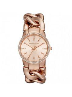 Michael Kors MK5781 Dames Horloge - GOUD - Online sneakers kopen doe je op Fashion Foot Wear