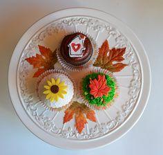 RMHC fall cupcakes.