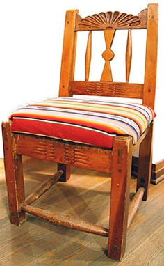Antique New Mexican WPA Furniture