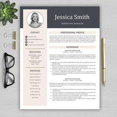 Word 2007 Resume Template 15 Free Creative Resume Templates For Photoshop And Illustrator