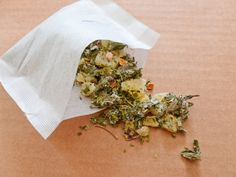 Tea Bags 25 cupsized bags easy to fill and by BlackHillsBotanicals, $3.50