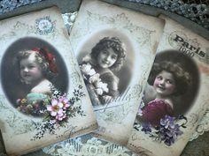 Postkarten von Kissenträume auf DaWanda.com