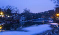 Winter Wonderland Blues by Rich Devant Moore on 500px