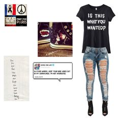 """""""life is crap"""" by xoxograce7 ❤ liked on Polyvore featuring art, bands, graceiwantthetimeofmylife and gerardwayismylife"""