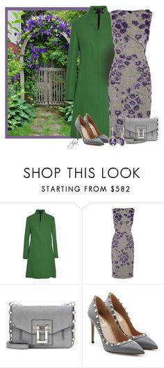 """First cold days of Autumn"" by dgia ❤ liked on Polyvore featuring Derek Lam, Jason Wu, Proenza Schouler, Valentino and Napier"
