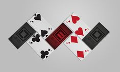 you're pretty.  Casino Playing Cards by Catia Rodrigues