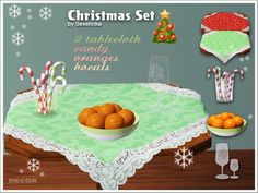 Severinka_'s Christmas Set