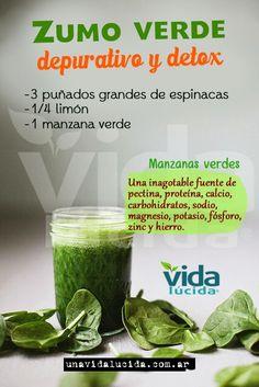 Batidos verdes vs zumos verdes: http://www.lavidalucida.com/2012/09/batidos-verdes-vs-zumos-verdes.html