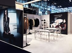 SPB Concept - Booth Design  - Fashion Coterie NYC