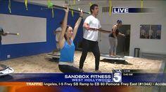 Sandbox Fitness 8317 Beverly Blvd Los Angeles, CA 90048 (310) 804-1290