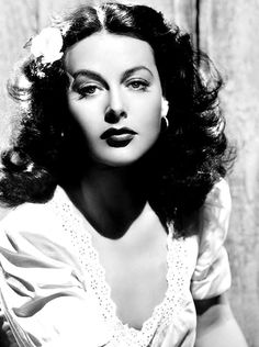 """sparklejamesysparkle: """"Hedy Lamarr by Clarence Sinclair Bull, publicity portrait for the MGM drama Tortilla Flat, 1942. """""""