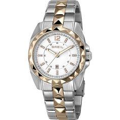 Orologio Donna Breil Bright Solo Tempo Lady 35 MM TW1342 Bianco