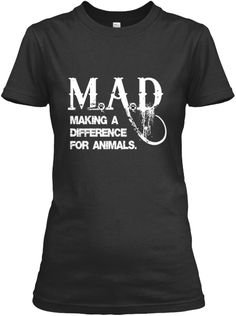 M.A.D - making a difference for animals