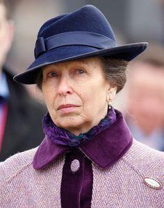 Princess Anne, March 16, 2016 | Royal Hats