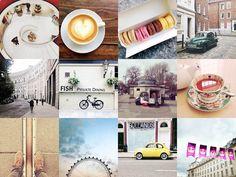 One Year in London (on Instagram)   Urban Pixxels