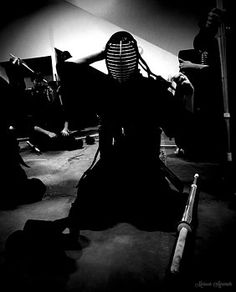 Kendo - Suiting Up for Examination by Mariecor Agravante, on Fine Art America | FineArtAmerica.com | @writermariecor @fineartamerica